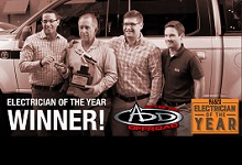 2015 Electrician of the Year Truck Giveaway!