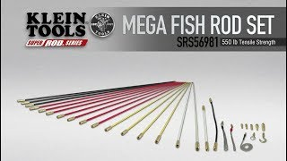 SuperRod Mega Fish Rod Set