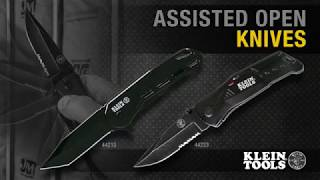 Assisted Open Knives 44213 44223