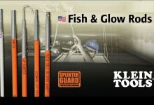 Splinter-Guard Fish and Glow Rods