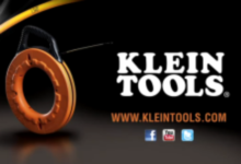 Klein Tools Laser-Etched Fiberglass Fish Tapes