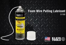 Foam Wire Pulling Lubricant