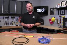 How To Use Fish Rods for Pulling Cables
