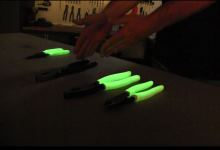 How and Why to Use Glow in the Dark Tools