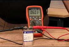 How To Use The Basic Meter Function (Capacitance)