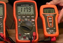 How To Use The Basic Meter Function (Types of Voltage Selection)