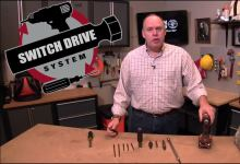 How To Use The Switch Drive System