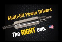 Multi-Bit Power Drivers: Which One vs. The Right One