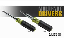 Multi-Nut Drivers