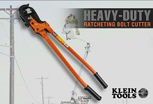 Ratcheting Bolt Cutter