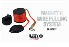 SuperRod Magnetic Wire Pulling System