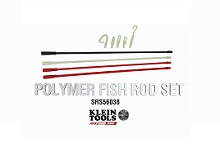 SuperRod Polymer Fish Rod Set