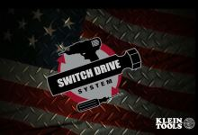 Switch Drive System from Klein Tools