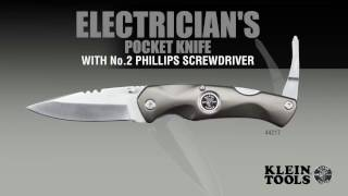 Electricians Pocket Knife