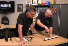 Tradesman TV: VDV Cushion Grip Punchdown Tool