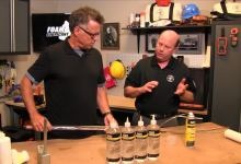 Tradesman TV: Foam Wire Pulling Lubricant