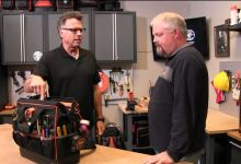 Tradesman TV: Testimonial – Lighted Tool Bag
