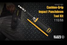 Cushion-Grip Impact Punchdown Kit (VDV427 822)