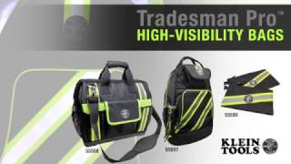 Tradesman Pro High Visibility Tool Bag