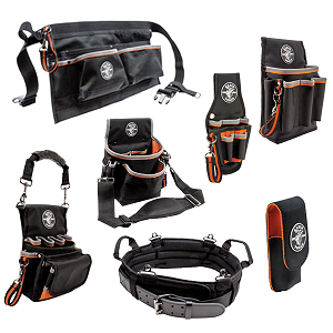 Tradesman Pro Pouches and Belts